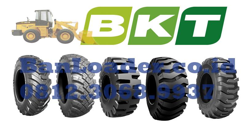 ban wheel loader bkt